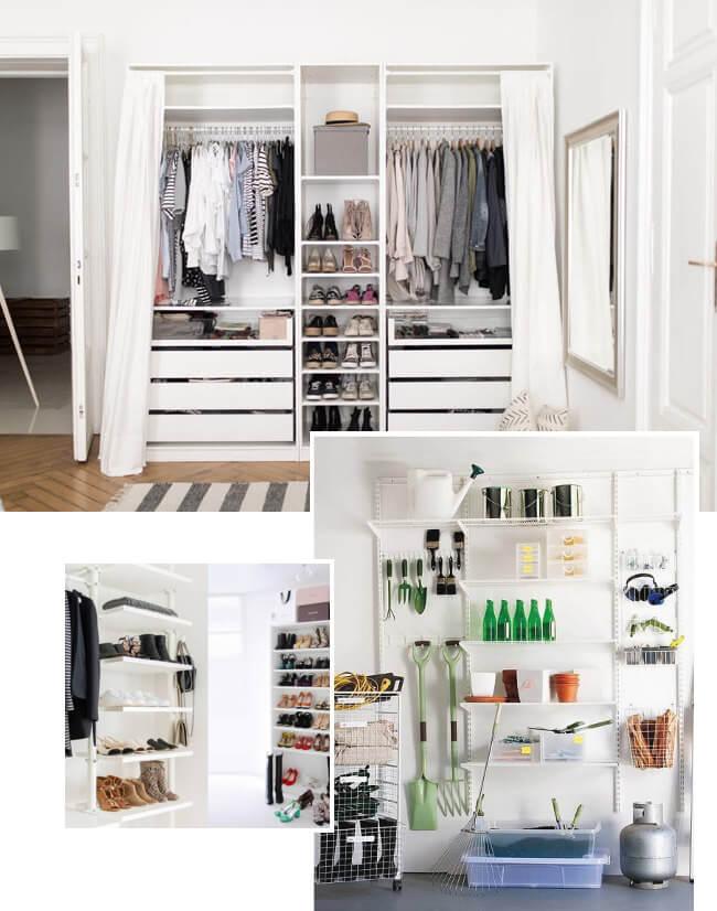 ordenar armarios en A Coruña